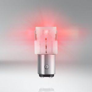 OSRAM LEDriving SL LED P21/5W RED