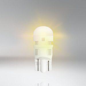 OSRAM LEDriving SL LED W5W Yellow