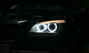 BMW LED marker E90