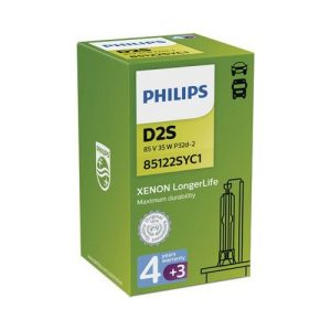 Philips D2S LongerLife 4300K