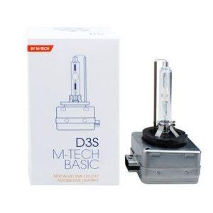 D3S xenon lemputės 4300K