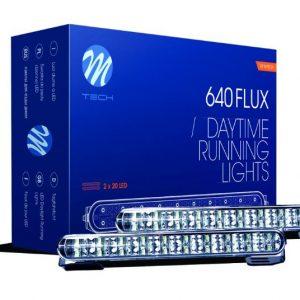 Dienos šviesos žibintai 640FLUX