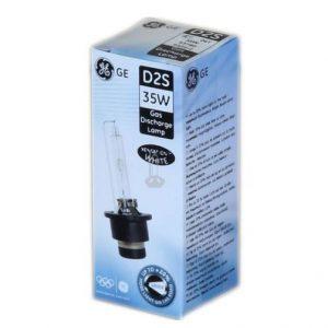 GE D2S 53760 WHITE XENSATION xenon lempute