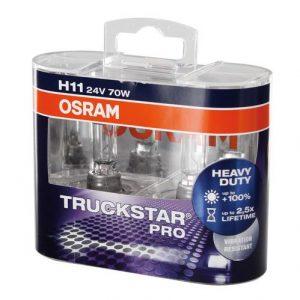 H11 Osram Truckstar Pro 24V