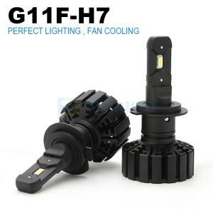 H1 G11F LED lempučių rinkinys