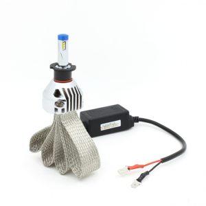 H3 G9X LED lempučių rinkinys