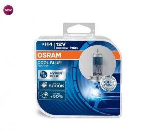 H4 COOL BLUE BOOST 100-90W