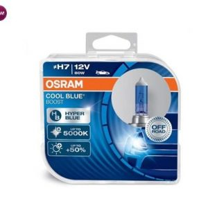 H7 COOL BLUE BOOST 80W