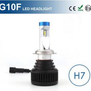H7 G10F LED lempučių rinkinys