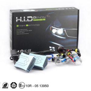 HID XENON RINKINYS H7 5000K 35W