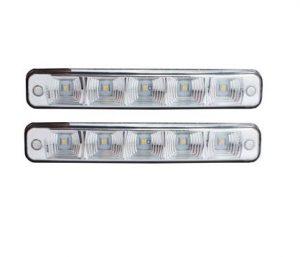 LED DRL Dienos šviesos žibintai 507se