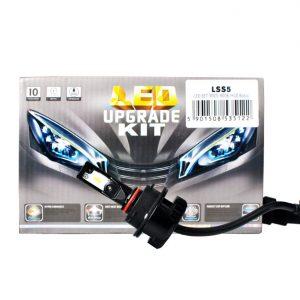 LED HB3 HB4 H10 Basic lempučių rinkinys