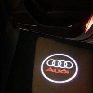 LED LOGO AUDI