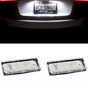 LED Numerio apšvietimas BMW E39 Touring
