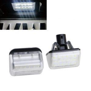 LED Numerio apšvietimas MAZDA