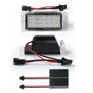 LED Numerio apšvietimas OPEL Insignia