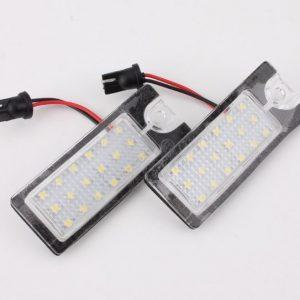 LED Numerio apšvietimas VOLVO V70 XC70 XC90