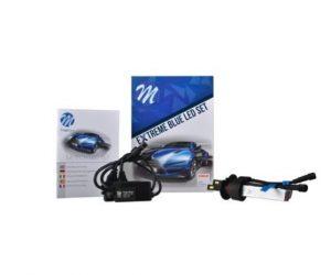 LED SET M-TECH Extreme Blue H7