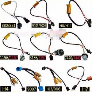 LED klaidų naikintojas 50W