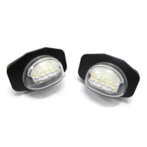 LED numerio apšvietimas Toyota