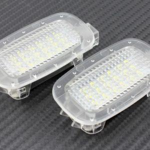LED vidaus apšvietimas BENZ W204 W221