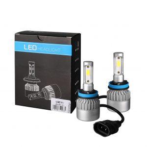 LED H11 lempučių rinkinys