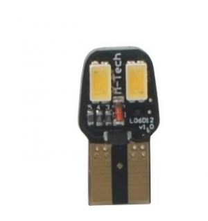 M-Tech LED W5W CANBUS 12V White