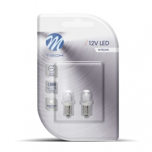 M-Tech Led T4W White