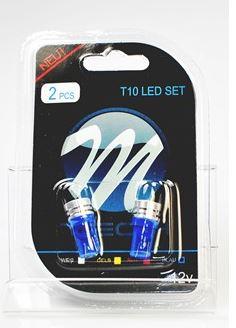 M-Tech Led W5W Hp Blue