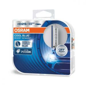 OSRAM D2S Cool Blue Boost 7000K 2 vnt.