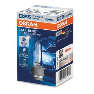 Osram D2S Cool Blue Intense