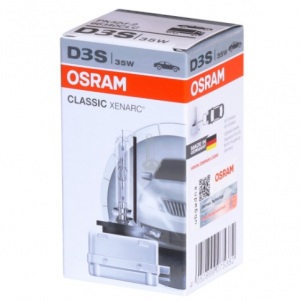 OSRAM D3S CLASSIC XENARC 4000K