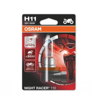OSRAM H11 NIGHT RACER 110