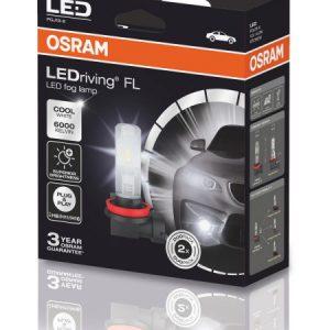 OSRAM H8H11H16 LEDriving FOG LAMP Gen2 2vnt