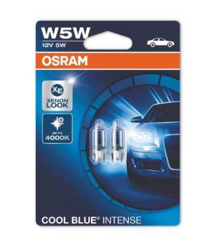OSRAMW5W Cool Blue Intense