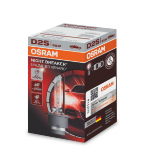 Osram D2S Night Breaker Unlimited 4350K