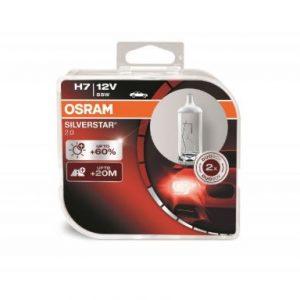 Osram H7 Silverstar 2.0