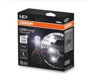 OSRAM LEDriving® FOG LAMP H8/H11/H16 66220CW 13W 12V