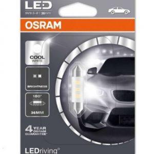 Osram Led C5W 36mm 6000k Standard 180