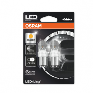 Osram Led P21-5W Yellow Standard