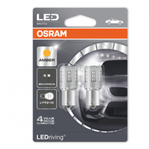 Osram Led PY21W Yellow Standard