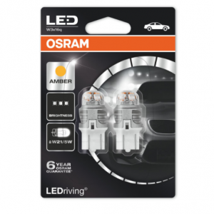 Osram Led W21/5W Yellow Premium