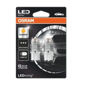 Osram Led W21W Yellow Premium