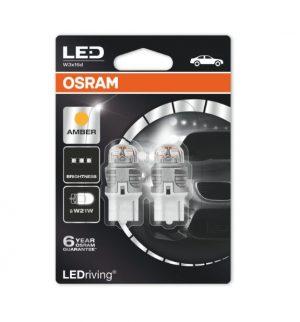 Osram Led W21W Yellow Premium