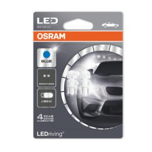 Osram Led W5W Blue Standard
