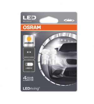 Osram Led W5W Yellow Standard