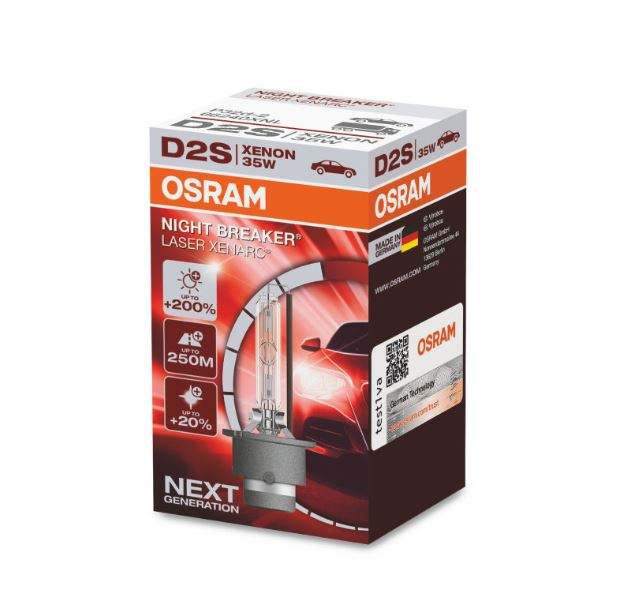 osram night breaker laser d2s next generation 200. Black Bedroom Furniture Sets. Home Design Ideas