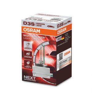 Osram Night Breaker Laser D3S Next Generation +200%