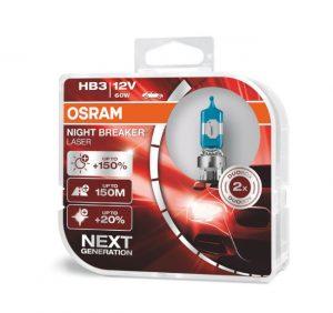 Osram Night Breaker Laser HB3