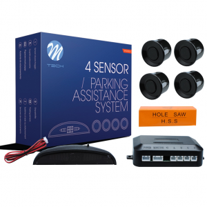 Parkavimo sistema 4 sensorių CP14B